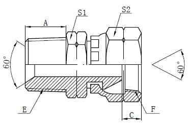 Peldanka NPSM Adapter