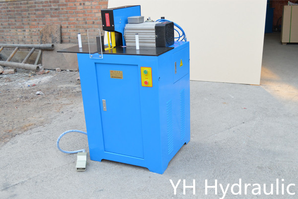 Rubber Hose Cutting Machine